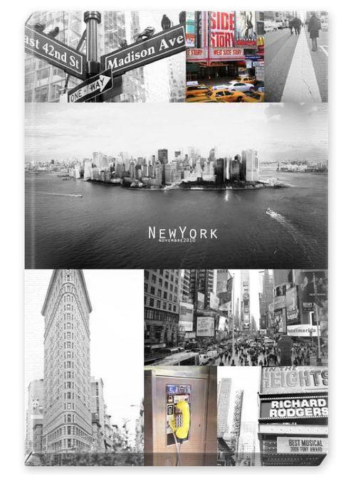 New york 2010 sans cadre