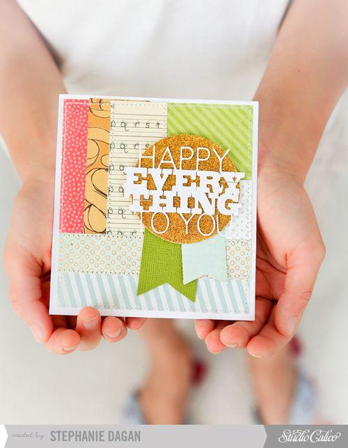 Happy evrything card